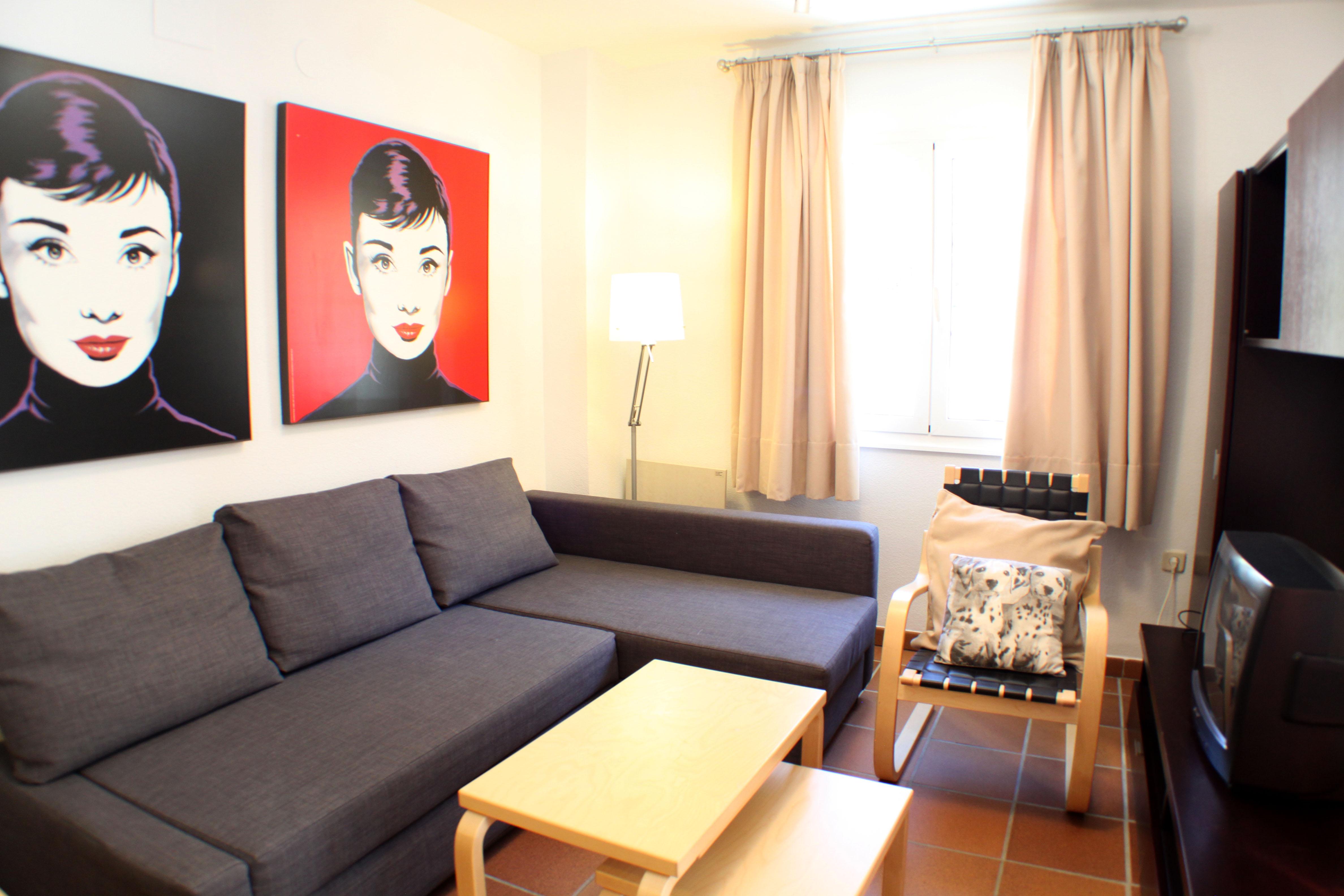 Sofá-cama chaise longue